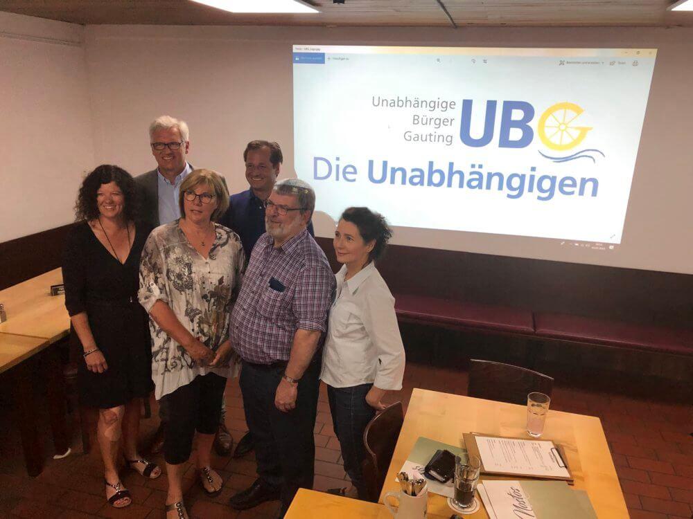 Jahresversammlung UBG