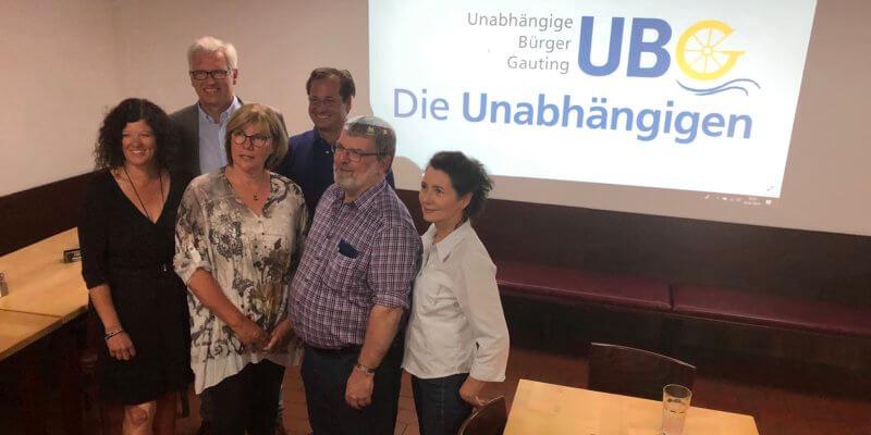 Viel Schwung bei der UBG – neue Mitglieder stellen sich vor