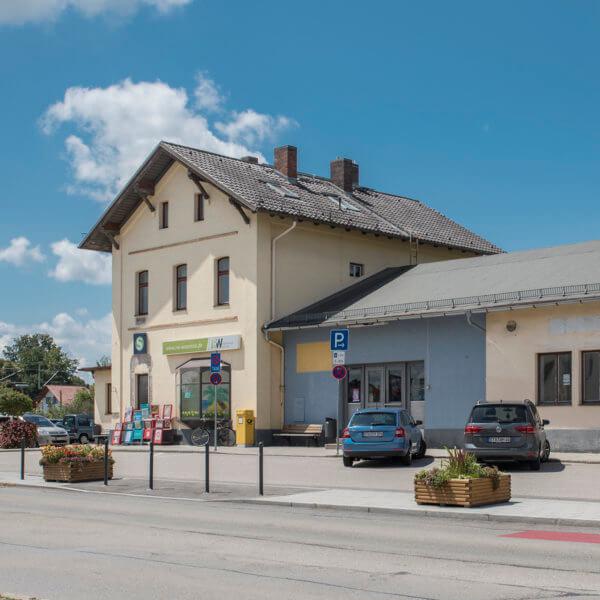 Bahnhof Gauting